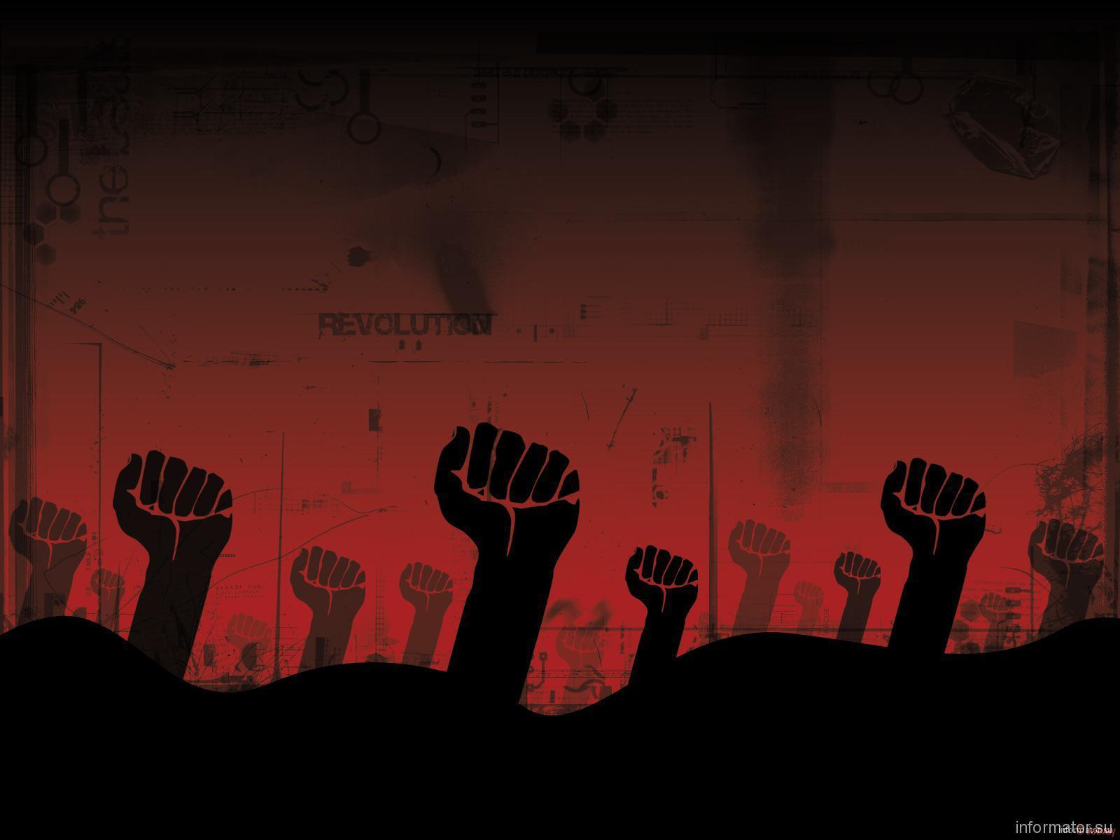 Revolutionwallpaperbyjeevay