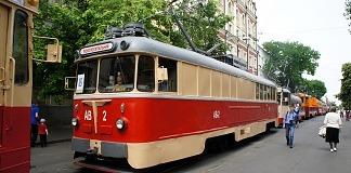 Трамвай-Киев