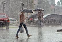 Чернігів дощі