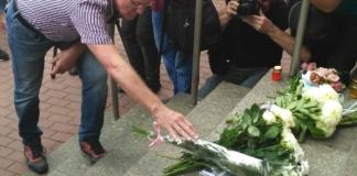Київ посольство Нідерландів катастрофа МН17 акція