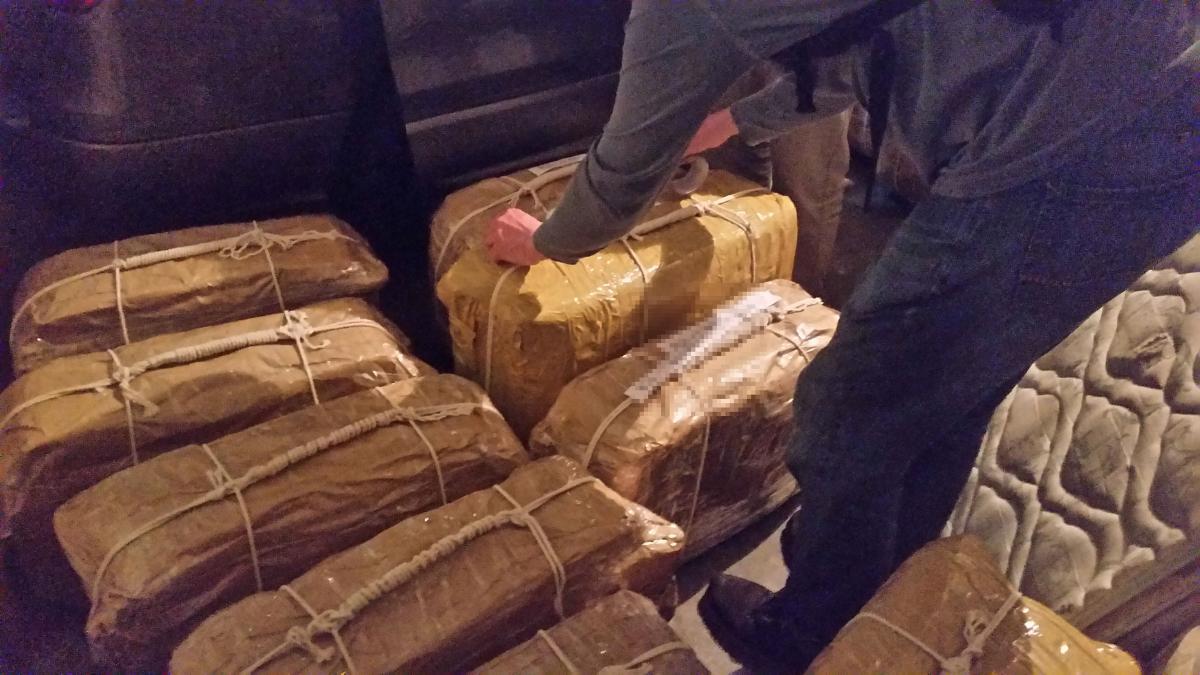кокаин, найденный в российском посольстве