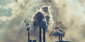Украина загрязнение воздуха