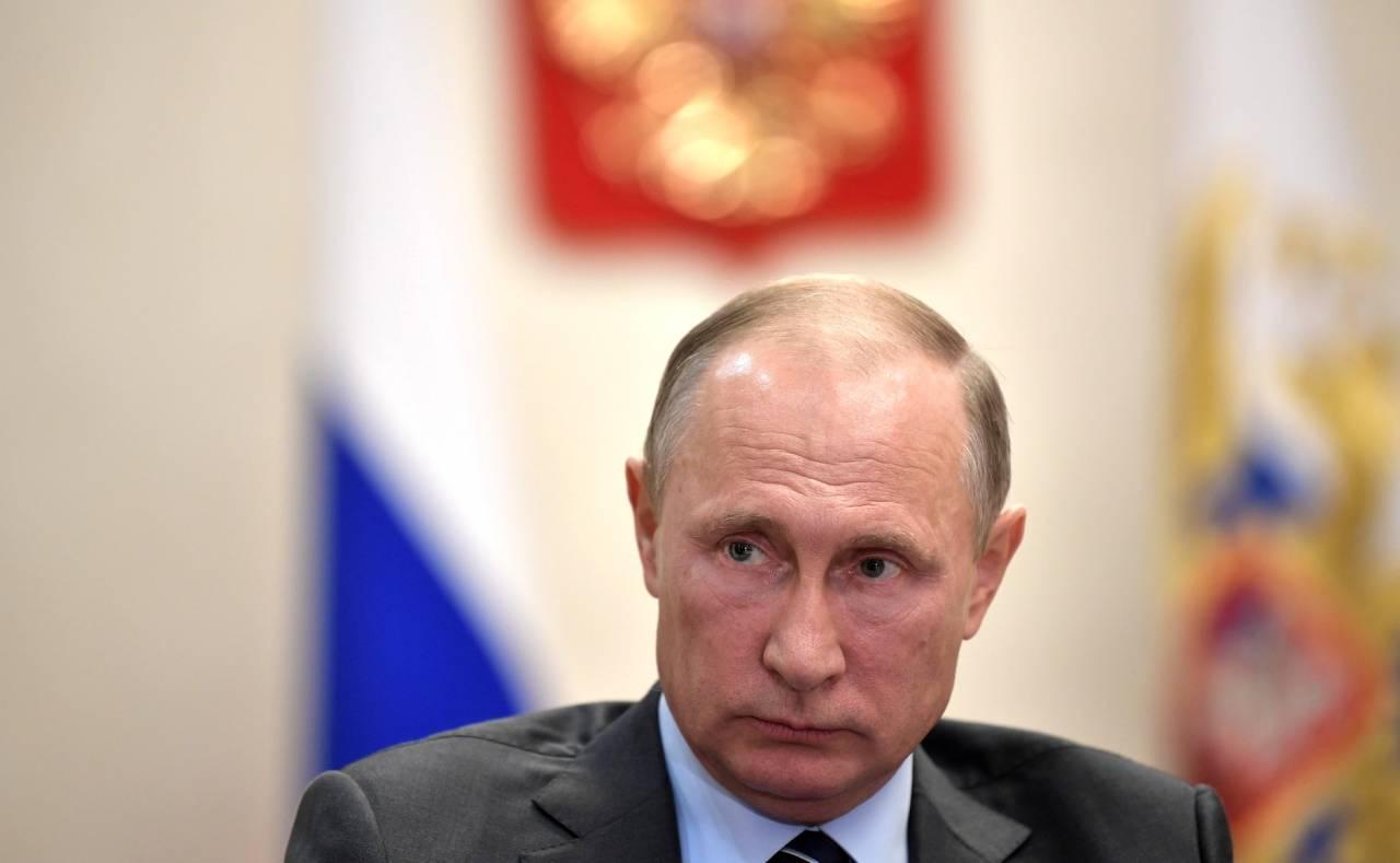 Владимира Путин