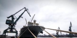 Порты в Азовском море вынуждены сократить время работы