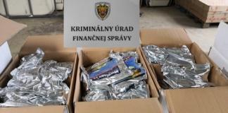 Украинский контрабандист ввозил российские яды в Словакию