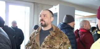 """убийства АТОшника """"Сармата"""""""