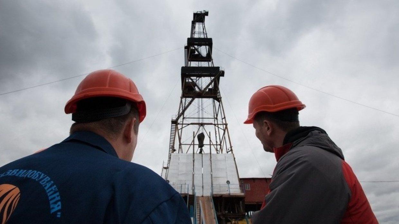 Украина закупила газ по рекордной цене