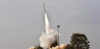 Израиль успешно испытал новую систему ПРО