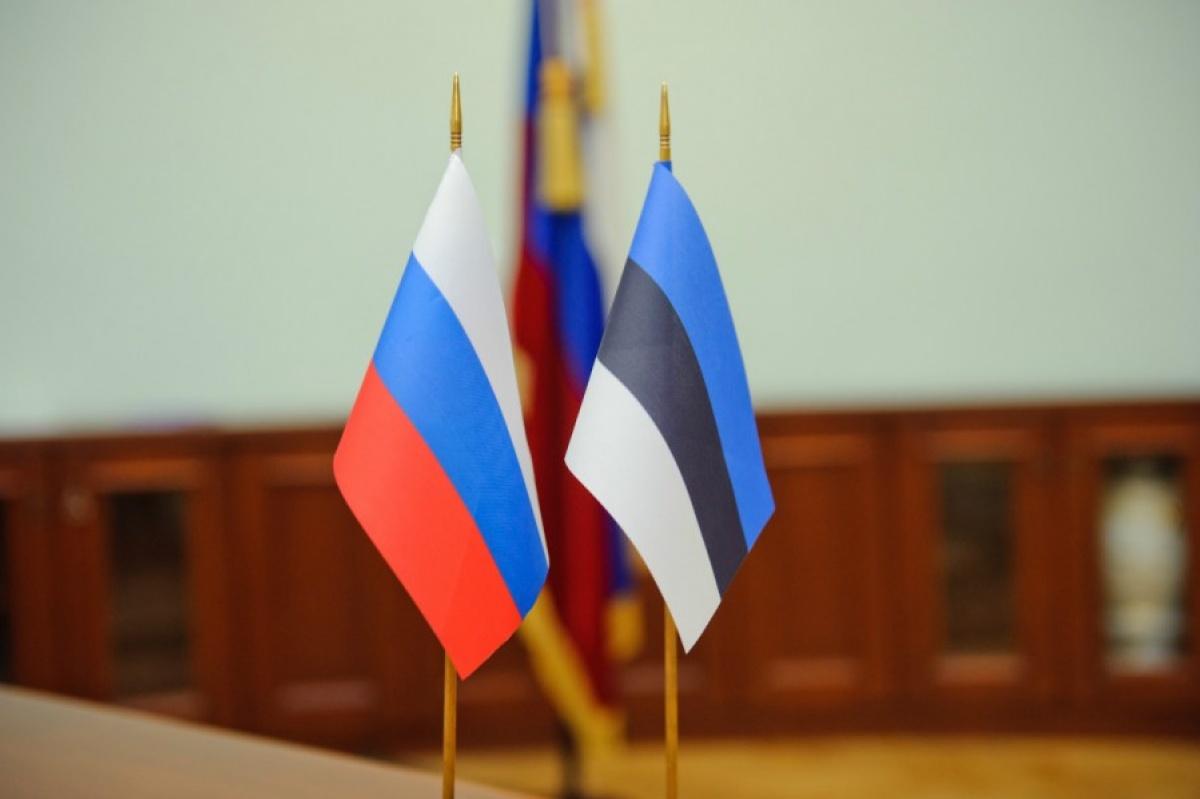 Эстония РФ