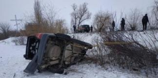 Под Николаевом в ДТП погибли 8 человек