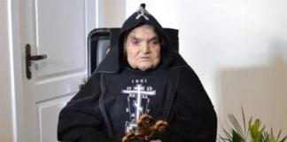старейшая женщина и одновременно самая старая схимонахиня Украины
