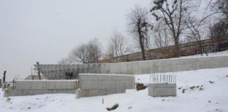 У Львові облаштовують Меморіал пам'яті Героїв Небесної Сотні
