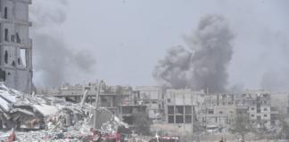 Сирия бомбежка