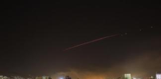 Международная коалиция нанесла ракетные удары по Сирии