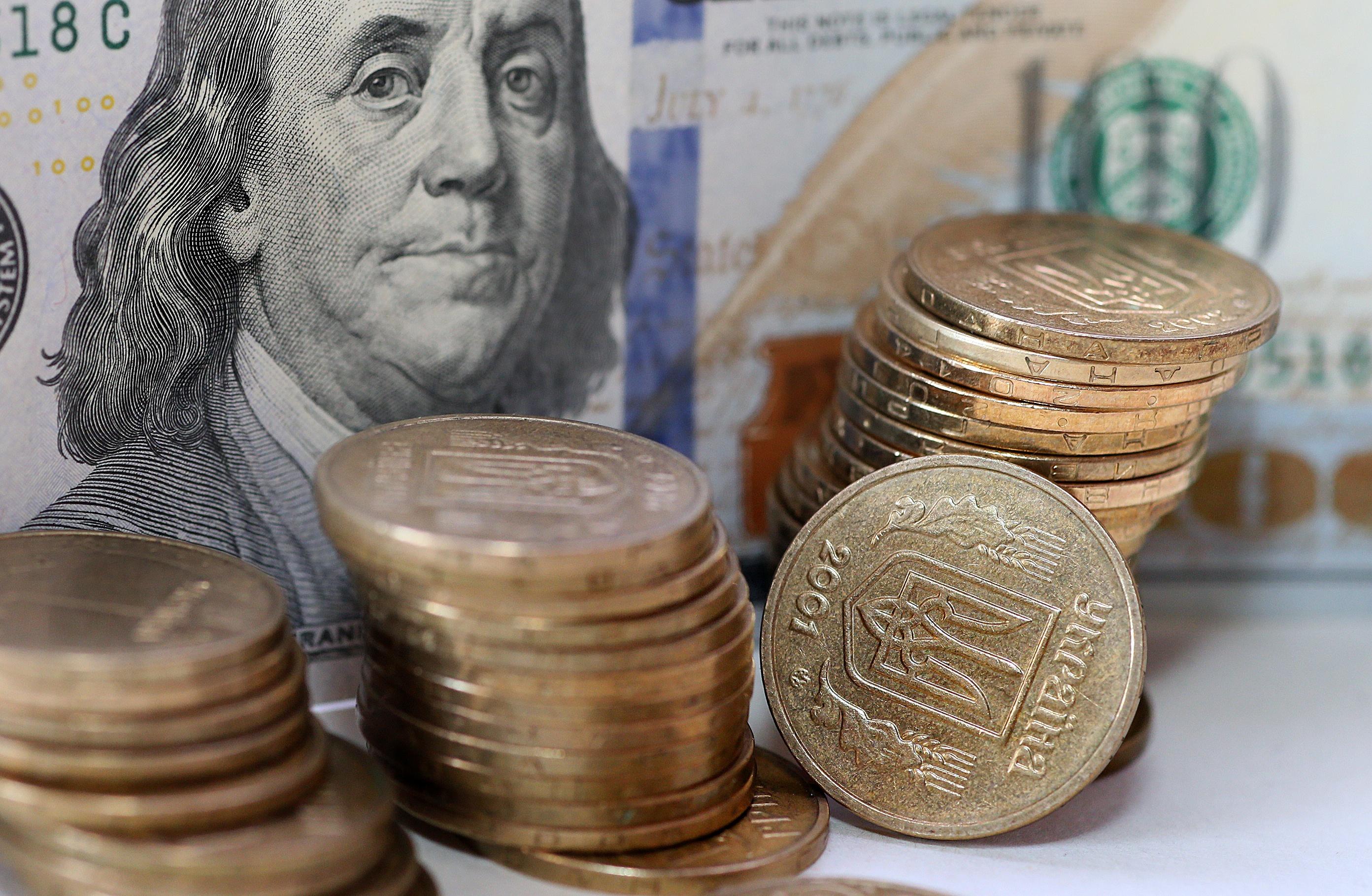 доллар Украина