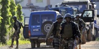 В Мали террористы напали на лагерь ООН