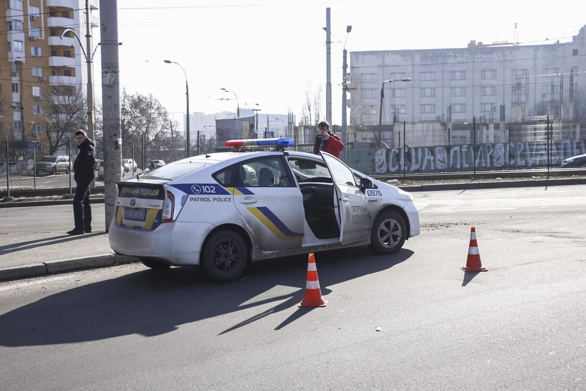 ДТП полиция