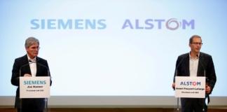 Siemens и Alstom