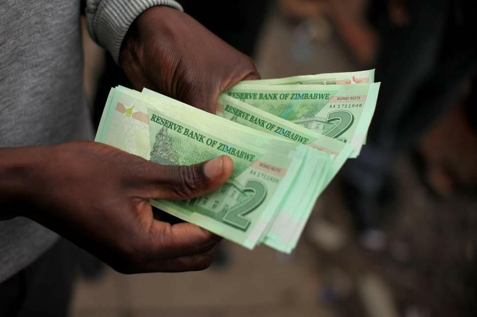 Суррогатная валюта Зимбабве