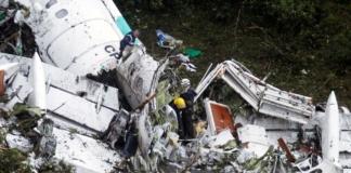 В Колумбии в результате авиакатастрофы погибли 12 человек