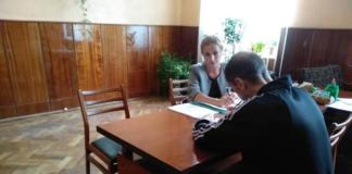 Заключенные в Украине