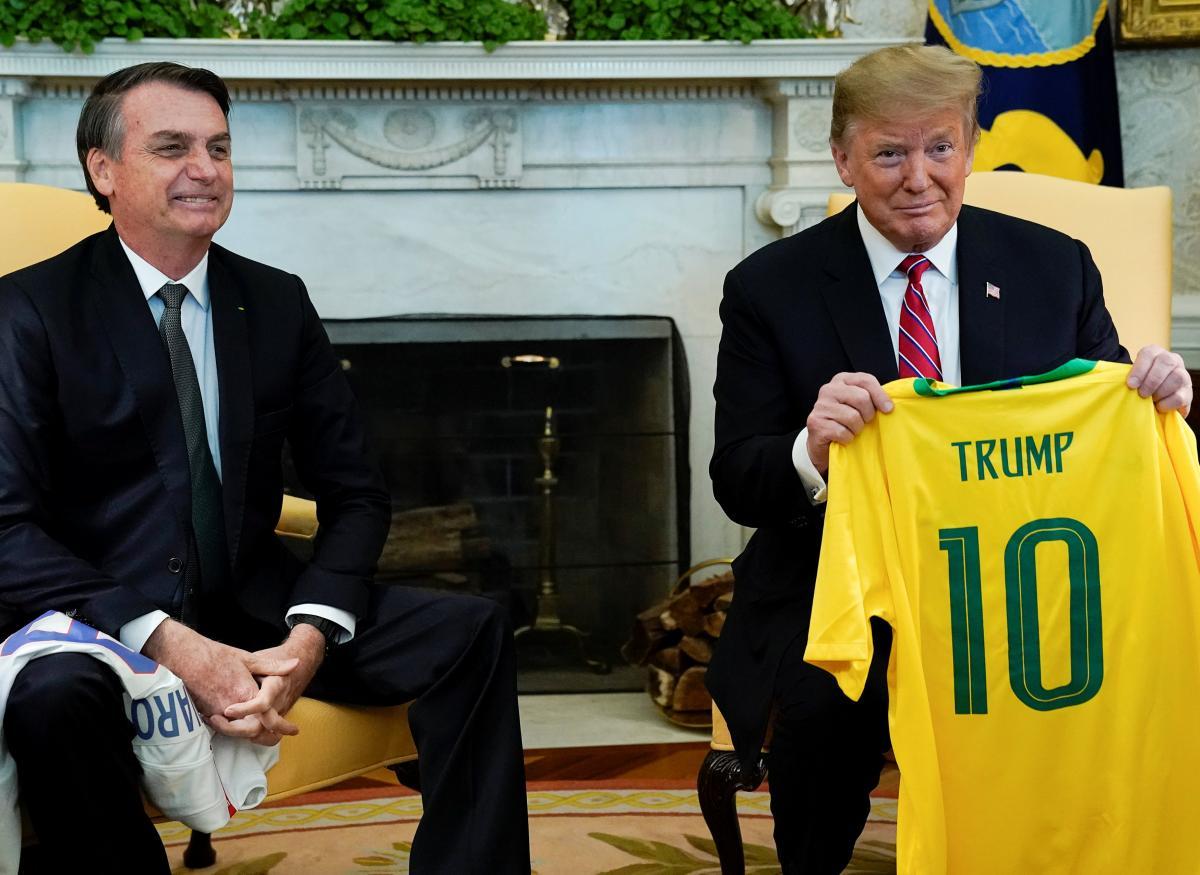 США НАТО Бразилия