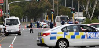 Новая Зеландия теракт