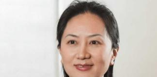 Дочь основателя Huawei