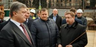 Петро Порошенко и Филатов