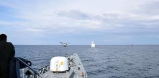В Черном море у берегов Румынии начались учения НАТО