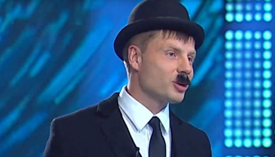 Гончаренко Зеленский