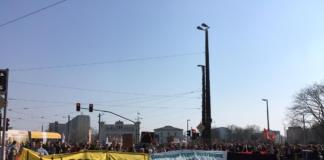 Десятки тысяч немцев вышли на марши протеста против повышения квартплаты