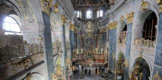 Львов храм Петра и Павла