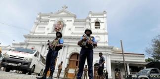 Шри Ланка взрыв