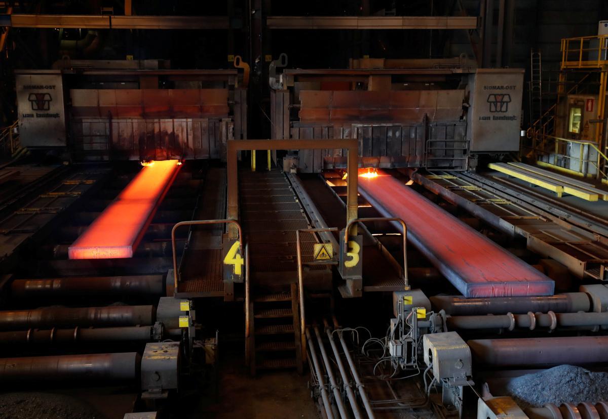 пошлины на сталь США