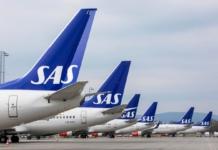 Авіаперевізник Scandinavian Airlines