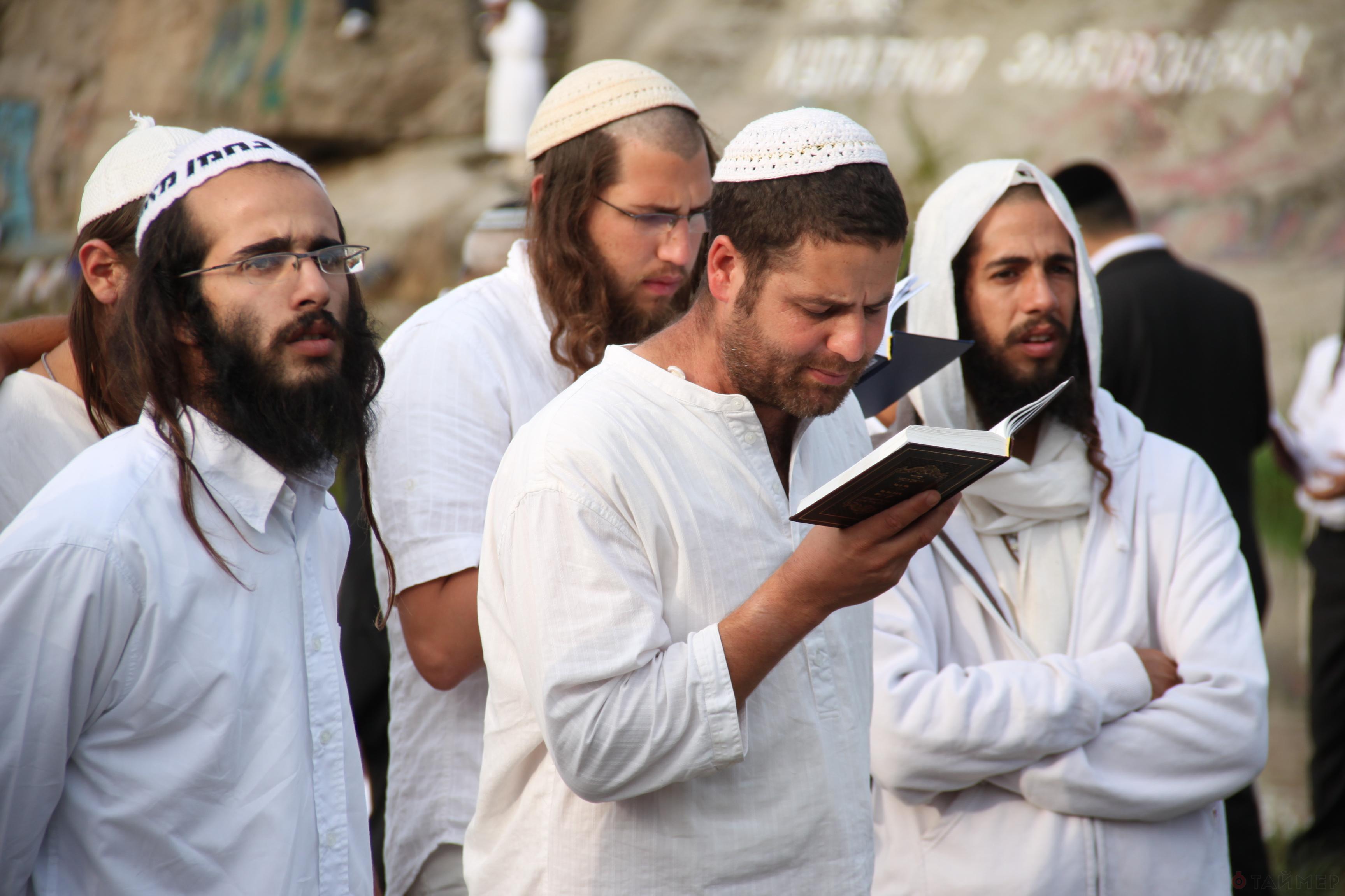 евреи в кипе