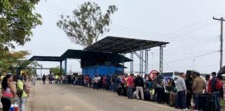 Венесуэла решила открыть границу с Бразилией