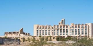 Захват отеля в Пакистане