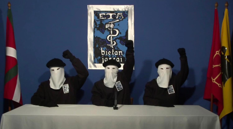 баскские террористы