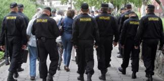 Беларусь полиция