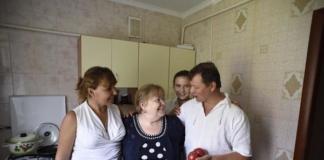мама Олега Ляшко