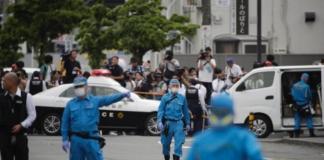 нападение на детей в Японии