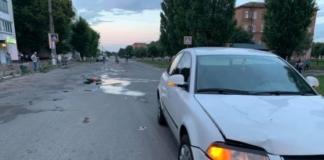 Главу полиции Конотопа отстранили из-за сбитого его машиной ребенка