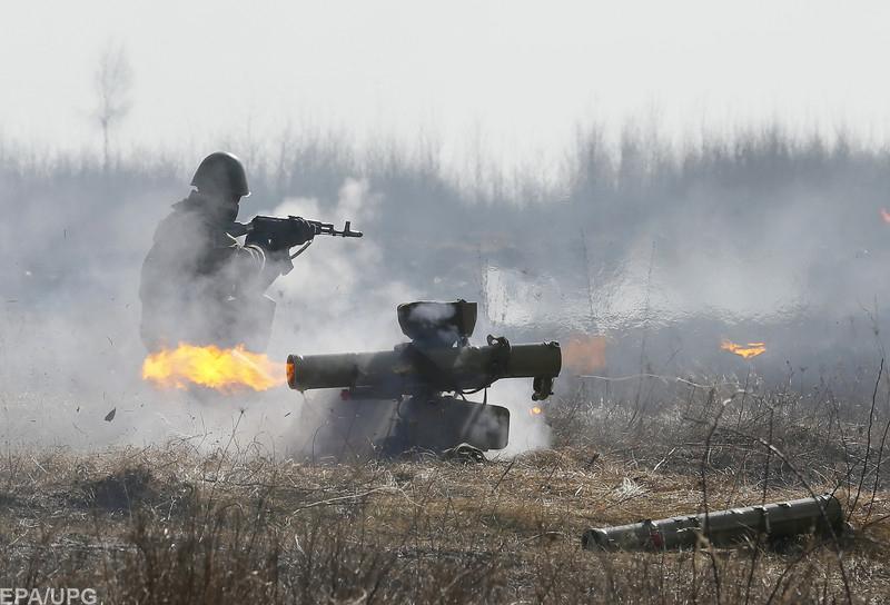 Обострение в Донбассе. Битва за серую зону