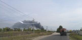 Два взрыва произошло вгороде Дзержинске
