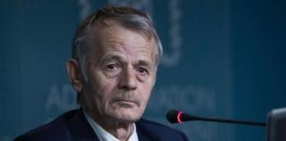 Джемилев Мустафа