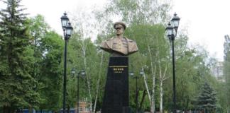 Харьков памятник Жукову
