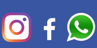 В работе сервисов Facebook, Instagram, WhatsApp и мессенджера Facebook произошел сбой.