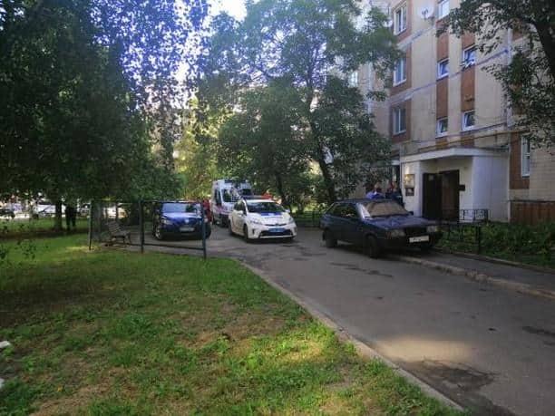 Киев убийство